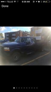 96 Ford F-250 4x4