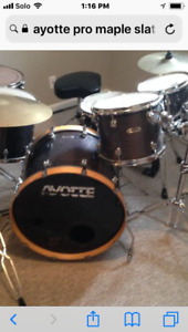 RARE AYOTTE DRUMS