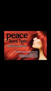 Peace.Love.Hair - Mobile & in salon hairdresser Highgate Hill Brisbane South West Preview