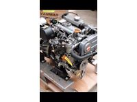 Yanmar 3ym20 marine boat engine
