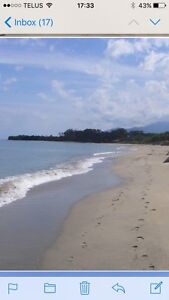 Ocean Front Caribbean house in Honduras for Sale or trade