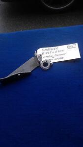 B&M #10499 Shift Cable Bracket & #10462 Lever (Chrysler)(AMC)