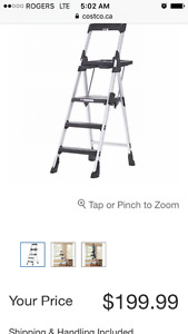 Costco step ladder