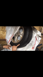 Tires With Rims!!