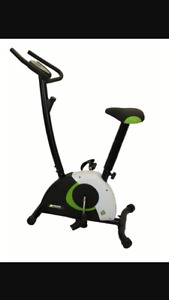 Exercise bike perfect for small spaces