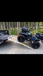 ***MOVING-MUST SELL***- ATV - Folding Ramp