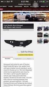 Road Armor Bumper Chevy 2500