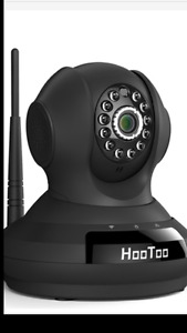 Brand new IP steaming security camera /audio and night visiin