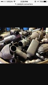 Catalytic converter buyer