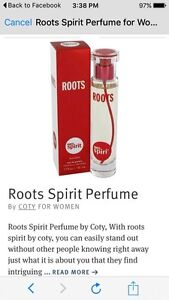 Perfume WANTED Roots Spirit