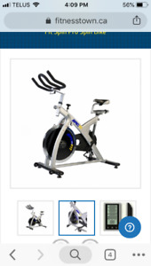 Spin Pro spin bike