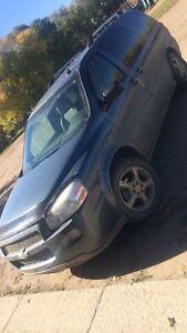 2007 Chevrolet Uplander Minivan, Van Moose Jaw Regina Area image 2