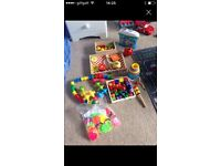 Pre school education toys
