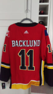 Flames Backlund jersey - new