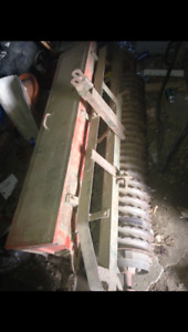 Manure spreader, brilliant seed drill, plow for sale
