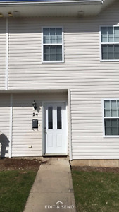 2 Bedroom Townhouse - Northside Fredericton 24 Ferguson Close