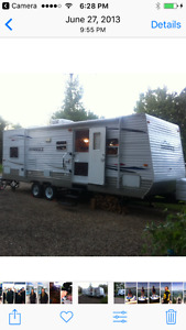 Innsbruck 25 foot travel trailer