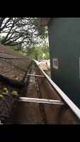 THE GUTTER GUY - EAVESTROUGH CLEANING AND REPAIR