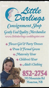 Little Darlings ~~BRAND NAME Clothing~~at Affordable Prices