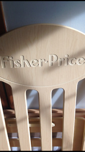 Fisher Price Crib- Good Condition!