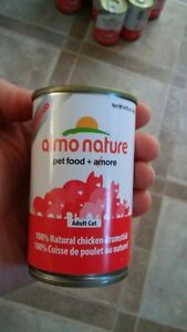 Almo Nature Adult Cat canned food (chicken)
