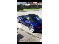Must sell this week! Bmw Z3 2.8 manual