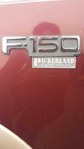 1997 Ford F-150 Pickup Truck - Special Edition American