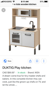 Dukting Play Kitchen