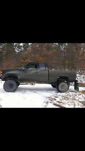 1996 Chevy 1500 lifted