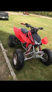trx 450r