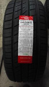 255/55/18 brand new, all season tires