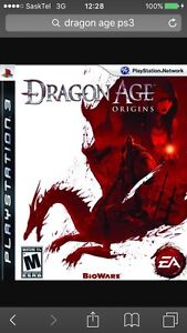 Looking for dragon age games for ps3