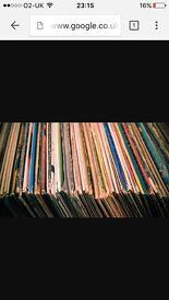 Records dance etx