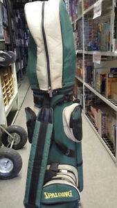 Spalding Golf Bag - Great bag, Very Clean, Tons of Compartments