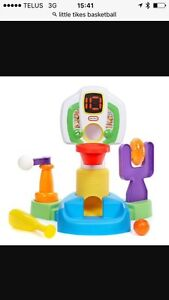 Little Tikes - DiscoverSounds Sports Center