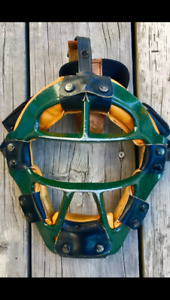 Vintage Baseball Catchers Mask - Masque de receveur