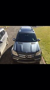 2010 Mercedes-Benz GL350 Diesel BlueTEC (Entertainment Package)