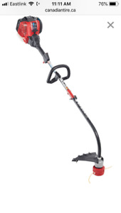 Troy Built 4 Stroke Gas Powered Trimmer
