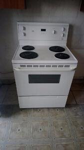 Four et réfrigérateur