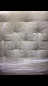 Sleepmasters double mattress
