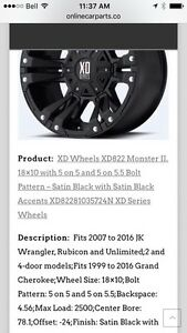 New Price Dodge/Jeep tires and rims