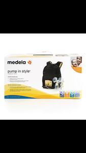 Pump instyle double breast pump