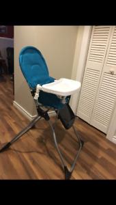 High Chair/folds/light weight/portable