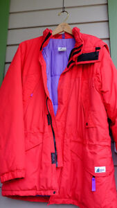 Beautiful, warm Steadfaster Jacket /Parka/ men, Size M North Shore Greater Vancouver Area image 1