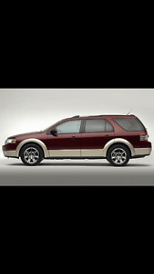 2008 Ford Taurus X Wagon