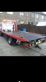 24/7 DAY & NIGHT CAR RECOVERY BIKE RECOVERY TOW TRUCK TOWING & TRANSPORT