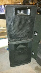 Yorkville speakers for sale