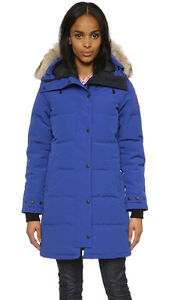 Authentic Canada Goose Shelburne Style