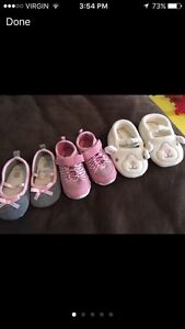 Like New Baby Girl Shoes