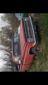 Looking for 73-87 chevy or gmc trucks